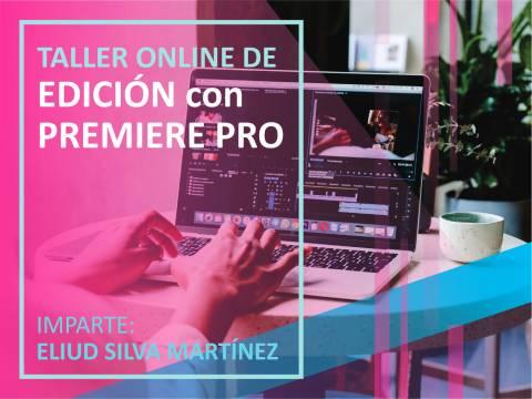 Taller Online de Edición con Premiere Pro