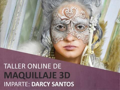 Taller Online de Maquillaje 3D